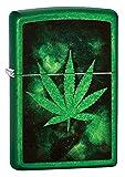 Zippo - Mechero de Gasolina (84 x 6 x 6 cm), Color Verde