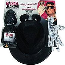 accesorios disfraz michael jackson