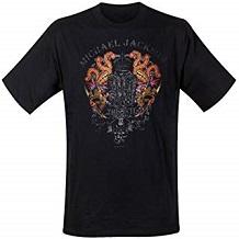 camiseta michael jackson hombre