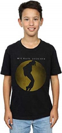 camiseta michael jackson niño
