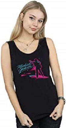 camiseta michael jackson muje2