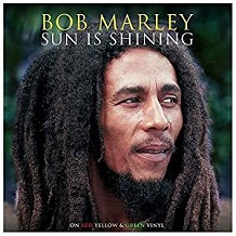 disco bob marley sun is shining