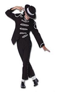 disfraz el rey del pop