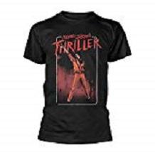 thriller hombre camiseta michael jackson