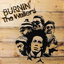 burning. bob marley y the wailers