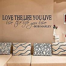 cita bob marley ama la vida....2