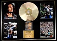 foto bob marley disco de oro legend