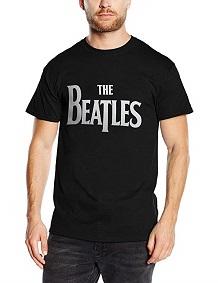 camiseta beatles hombre