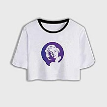 camiseta marilyn corta