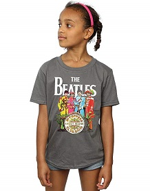 camiseta beatles niña