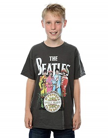 camiseta beatles niño