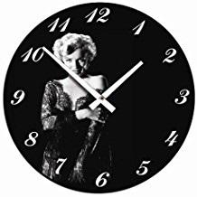 reloj marilyn monroe pared decoracion