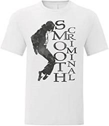 camiseta michael jackson smooth criminal